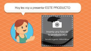 Video plantilla para Presentación de Producto