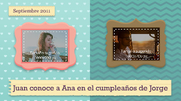 Video plantilla de Casamiento