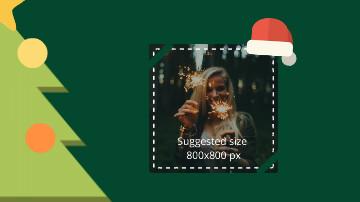 Happy Holidays Video e-Card