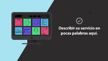 Plantilla de Video para productos E-commerce