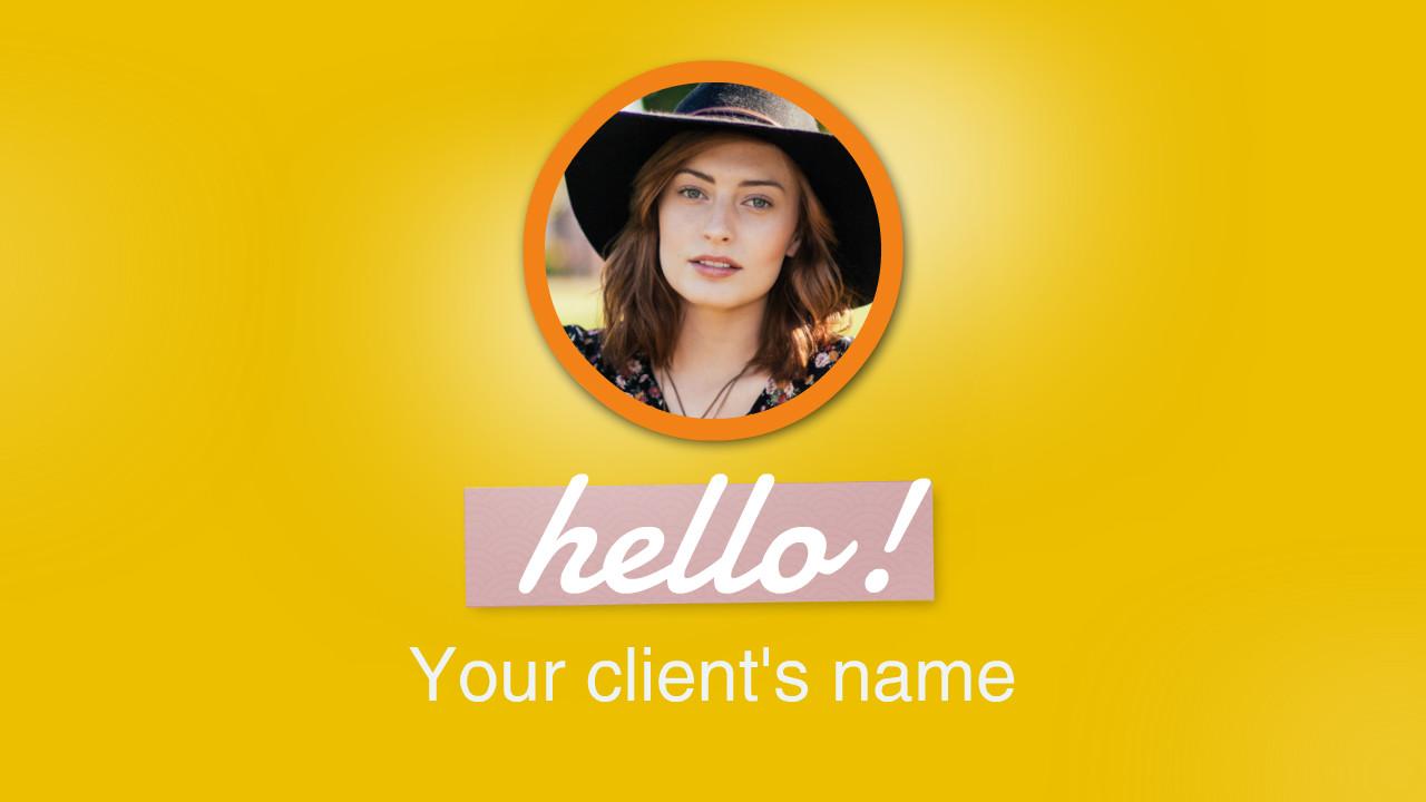 E-Mail Marketing Video Template